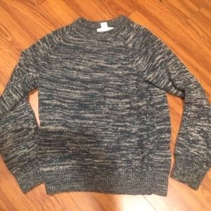 H&M Green Jumper Sweater